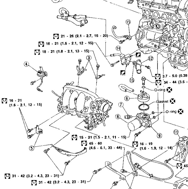 sr20de engine diagram wiring diagram directory sr20det engine diagram sr20de engine diagram #8