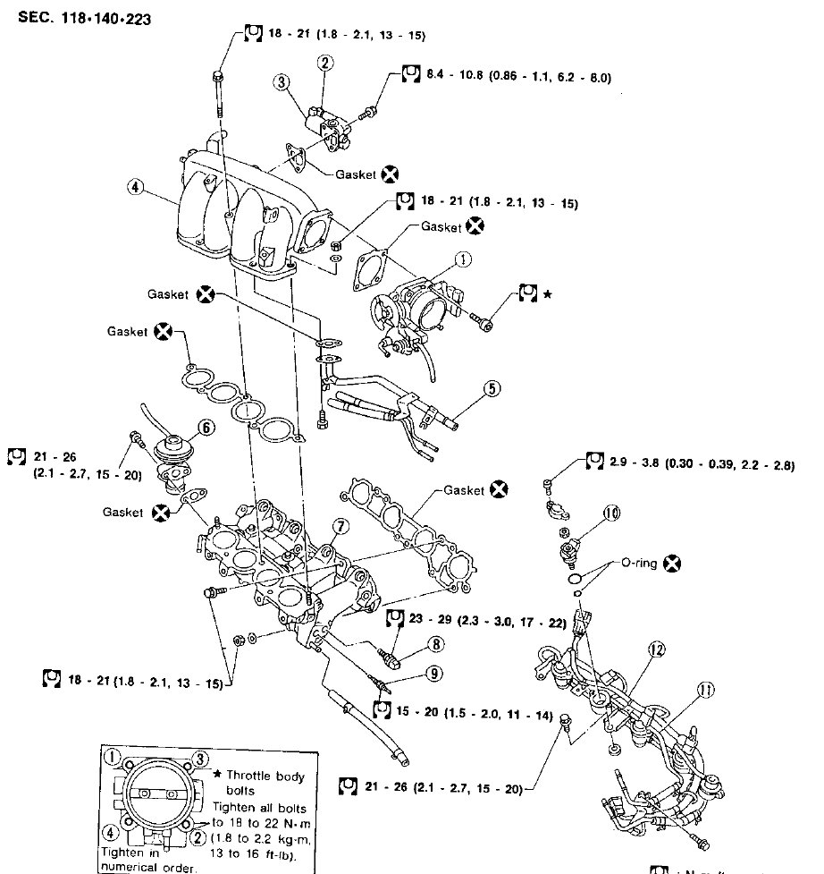 nissan parts diagram